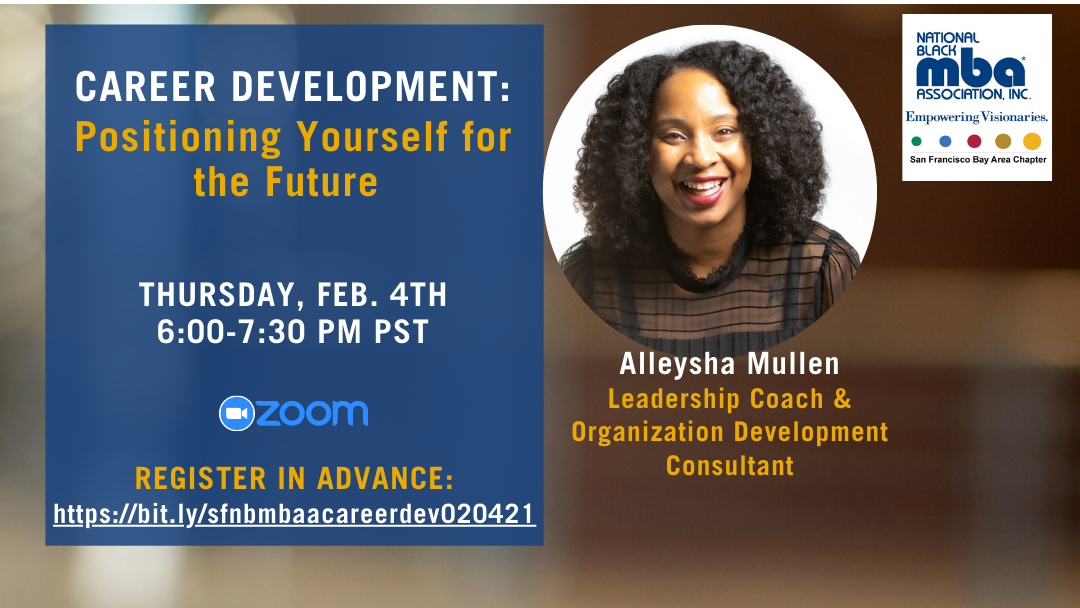 Career Development: Positioning Yourself for the Future
