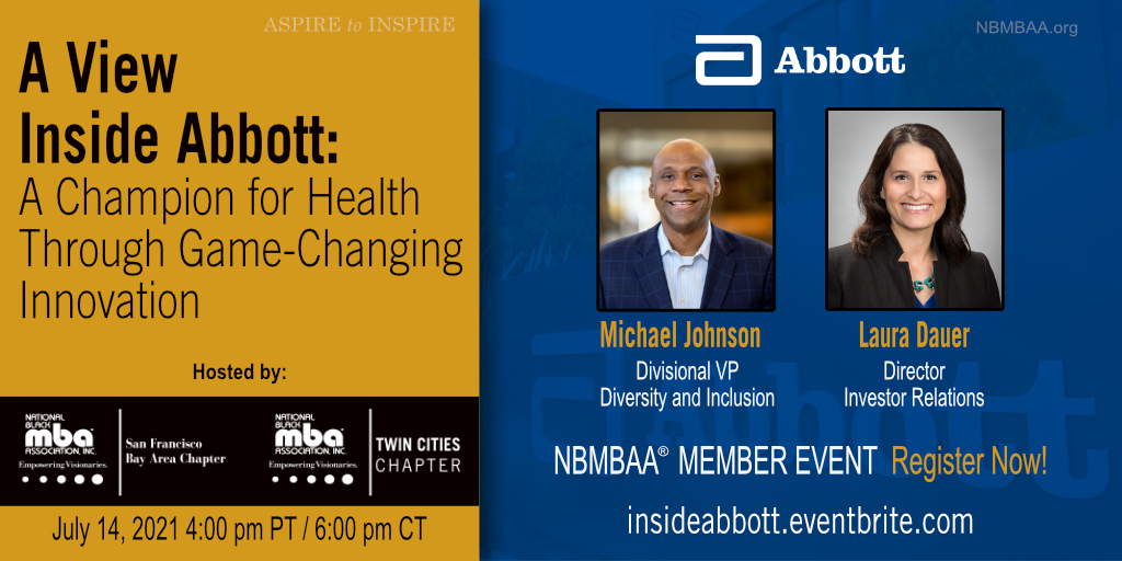 A View Inside Abbott: Champion for Health Through Game-Changing Innovation